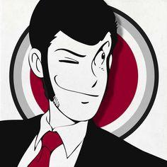 LUPIN the 3rd by Del Conca Studio Ghibli, Manga Boy, Manga Anime, Dylan Dog, Lupin The Third, Pokemon, Anime Japan, Manga Illustration, Anime Figures