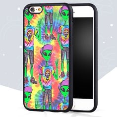 Tie Dye Alien Pizza Emoji Style Printed Cell Phone Cases For iPhone 6 6S Plus 7 7 Plus 5 5S 5C SE 4S Soft TPU Back Shell Cover-in Phone Bags & Cases from Phones & Telecommunications on Aliexpress.com | Alibaba Group