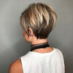 2018 Short Hairstyle - 4