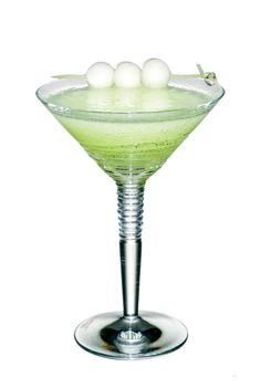 Melon Daiquiri #2 (served frozen) image