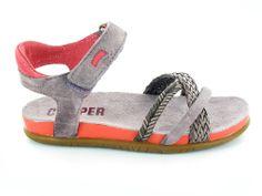 Camper grey sandals #LutinBotte #Camper #grey #sneakers #girlshoes