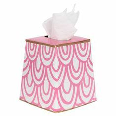 Tulip Tissue Box Cover on Joss and Main