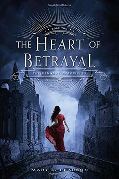 The Heart of Betrayal (The Remnant Chronicles) by Mary E. Pearson http://www.amazon.com/dp/0805099247/ref=cm_sw_r_pi_dp_SH53vb1ARCZHJ
