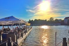 Die schönsten Lokale direkt am Wasser - Marina Restaurant, Stuff To Do, Things To Do, Fresh Image, Lokal, Seen, Splish Splash, Vienna, One Pic