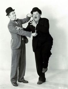 Laurel and Hardy's Battles Of The Century