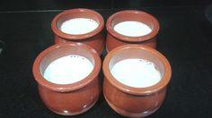 Flan de coco con agar agar sin gluten ni azúcar - armonía corporal