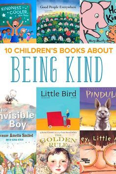 How to Write a Children's Book and GetChildren's Books on Kindness: Helping Kids Be Kind to Others Every parent wants to raise kind children. Start the discussion of what it means to treat others with with these 10 children's books about being kind. Kids Reading, Teaching Reading, Reading Books, Learning, Reading Lists, Teaching Ideas, Reading Resources, Preschool Books, Book Activities