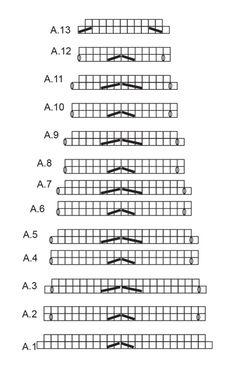 Siksak-kuvioinen DROPS raitahame Fabel-langasta. Koot S-XXXL Ilmaiset ohjeet DROPS Designilta.