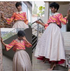 Lastest fashion, Ghanaian fashion, Nigeria fashion, Ankara fashion, crop top, beaded top, wedding guest, wedding.