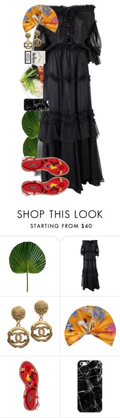"""""""Words are easy, like the wind; Faithful friends are hard to find."""" by quiche ❤ liked on Polyvore featuring Faith Connexion, WGACA, Etro, Dolce&Gabbana and Casetify"""