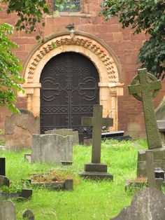 This church is in Halesowen, England and is a 1,000 yrs old.
