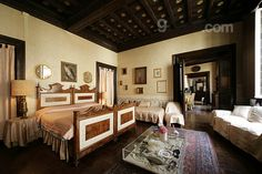Travel back in time. €55/night in the heart of Rome