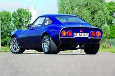1970er GT mit 16V Antrieb
