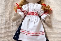 bábika v kroji - Jaspravim.sk