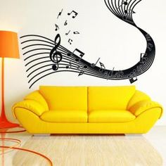 1000 images about fotos on pinterest musica game rooms for Vinilos decorativos pentagrama musical