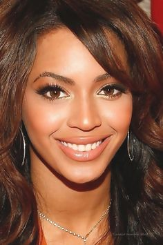 Beyonce ❥ I love her makeup here