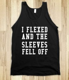 perfect workout tank!