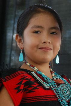 The beauty of a precious native American girl.our future :)