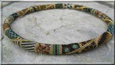 patchwork4 - collier en perles avec la grille de tuto