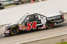 sports photography - NASCAR Camping Truck Series