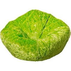 Color:Lime Chenille Relax in style and cushy comfort with this standard bean bag chair. It's great for the family room, dorm room or your child's bedroom. The standard bean bag chair features a chenille cover and a classic style perfect for any decor. Stuffed with 100% polystyrene beads, it makes a great place to read, study, watch a movie or play video games! Classic design Chenille cover Easy to clean Can easily be refilled