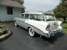 '56 Chevrolet Bel Air 150 210 Wagon | eBay