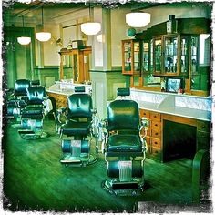 New York Barbershop in Rotterdam