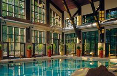 The Lodge at Woodloch - 15 Best U.S. Resorts for Fall Getaways | Fodor's Travel