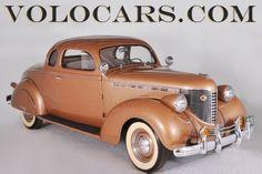 Volo Auto Museum:: 1938 Desoto S-5 Deluxe Coupe -  www.volocars.com