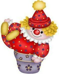 clowns.quenalbertini: Little clown