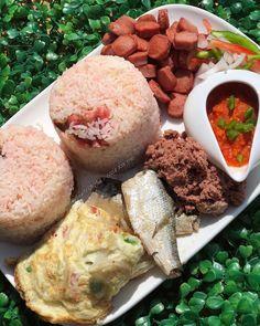 Jollof Rice, Salmon, Sausage, Beans, Soup, Chicken, Ethnic Recipes, Sausages, Soups