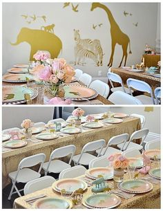 Go Completely Wild Over This Safari-Themed Birthday Party