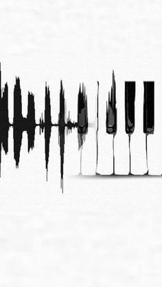 Wallpaper Piano, Iphone Wallpaper Music, Dark Wallpaper, Wallpaper Backgrounds, Wallpaper Panels, Arte Do Piano, Piano Art, Piano Music, Music Music