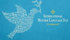 21 February International Mother Language Day is observed throughout the world.This day promotes Multilingualism. Here are the details of History of that day International Mother Language Day, International Days, National Language, Citizen Science, La Sede, World Languages, First Language, Create Awareness, Chennai