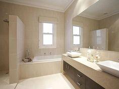 Bathroom - basin & vanity