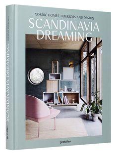 Book Review: Scandinavia Dreaming – Nordic Homes, Interiors and Design   #bestdesignbooks #interiordesignbooks #bookreview  See also: http://www.bestdesignbooks.eu/
