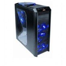 Antec Case Twelve Hundred V3 Gamer ATX Full Tower 12/0/(0) Bays USB eSATA Audio Black - Cirtric