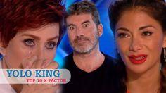 Top 10 Best Emotional Performances X Factor UK 2016/2017