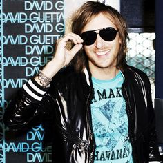 David Guetta. Musical genius.
