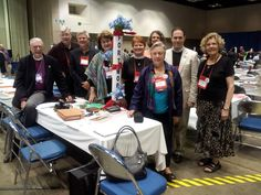 Twitter / KatieSherrod3: Fort Worth deputation on July 10, 2012 #gc77  #episcopal #convention #general-convention