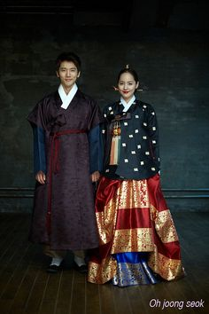 Korean celebrity couples wearing hanbok for their weddings Actors Eugene and Ki Tae Young are another couple that met on set. Eugene and Ki Tae Young started dating shortly after meeting on set of the 2009 drama Creating Destiny. They got married in 2011 and welcomed their baby girl in April.