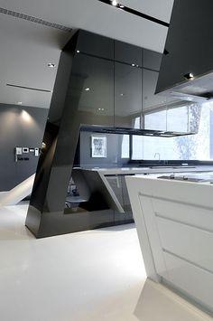 A-Cero Strikes Again: Amazing Concrete House in Madrid   Freshome