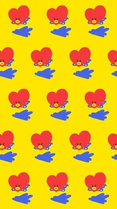 bts - image by kpoplove Rose Wallpaper, Iphone Wallpaper, Tabby Kittens For Sale, Bts Drawings, Line Friends, Bts Chibi, Art Memes, Bts Lockscreen, Cute Icons