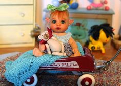 Modded Vintage Baby | by Desertmountainbear