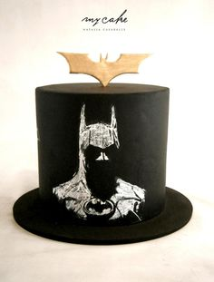 If you are looking for batman cake ideas, there are plenty here. Batman Wedding Cakes, Batman Birthday Cakes, Batman Cakes, Batman Grooms Cake, Pretty Cakes, Beautiful Cakes, Amazing Cakes, Cakes For Men, Just Cakes