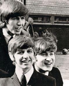 George, Ringo and John