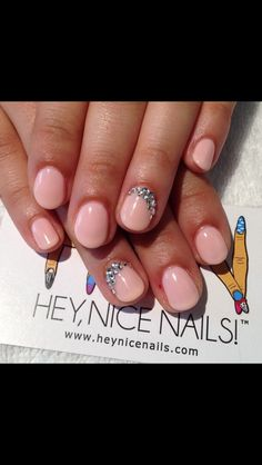 Pretty manicure  | See more nail designs at http://www.nailsss.com/nail-styles-2014/2/