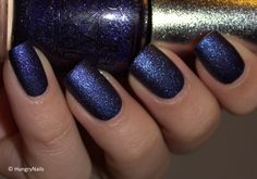 HungryNails: The King has arrived: OPI DS Lapis