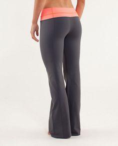 groove pant (regular)   women's pants   lululemon athletica