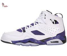 cheap for discount 3ad84 7f464 Basket Nike Jordan Flight Club 91 - Ref. 555475-108 - 44 1 2  Amazon.fr   Vêtements et accessoires